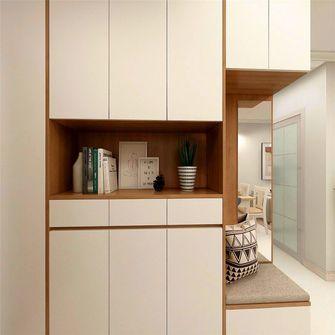 60平米一室两厅现代简约风格玄关欣赏图