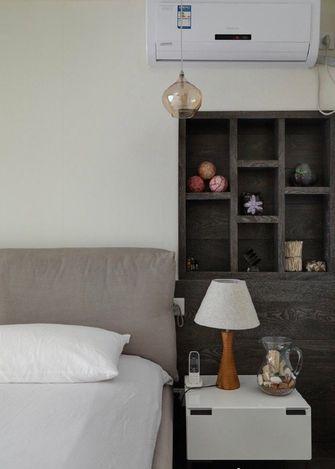 50平米复式混搭风格卧室图片