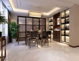 140平米四室四厅东南亚风格书房图片
