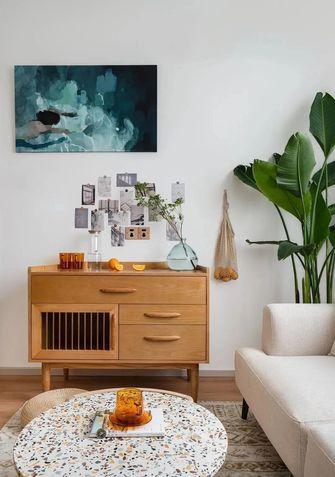50平米公寓混搭风格玄关图片