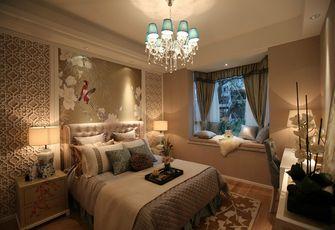 140平米四室两厅新古典风格客厅图片大全