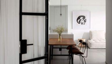 110平米三室一厅宜家风格餐厅装修图片大全
