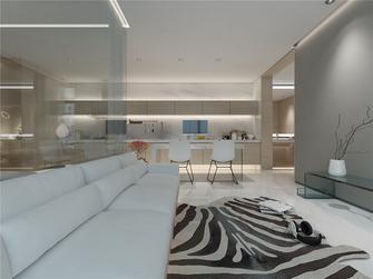 100平米一居室中式风格客厅欣赏图