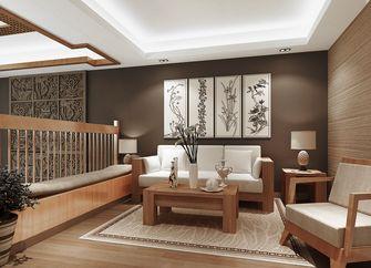 富裕型140平米三混搭风格客厅装修图片大全