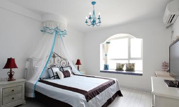 120平米三地中海风格卧室装修效果图