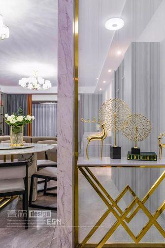 豪华型140平米四室两厅现代简约风格玄关欣赏图