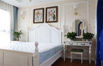 110平米三室两厅地中海风格卧室欣赏图
