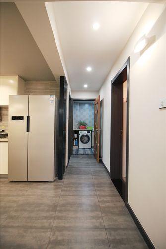 110平米四室两厅现代简约风格走廊欣赏图