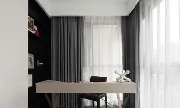 130平米四室两厅现代简约风格健身室效果图