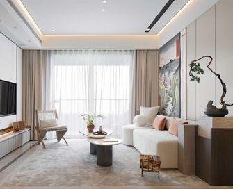 130平米四室四厅日式风格客厅图片