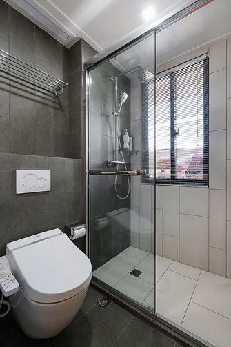 140平米复式日式风格卫生间装修效果图