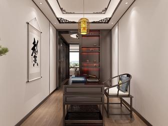 140平米别墅新古典风格书房效果图