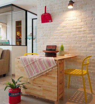 60平米一居室日式风格餐厅欣赏图