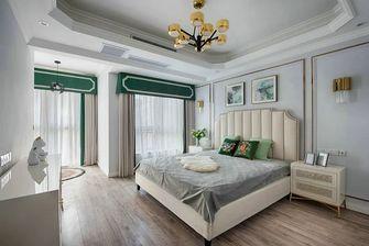 130平米混搭风格卧室装修效果图