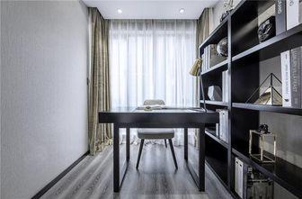 100平米现代简约风格书房图片大全