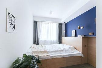 40平米小户型日式风格卧室效果图