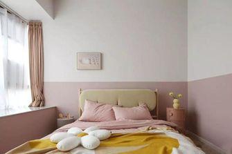 140平米四北欧风格卧室图片