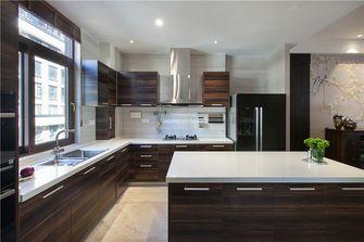 140平米复式中式风格厨房图片