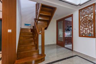 140平米四室一厅日式风格走廊装修效果图