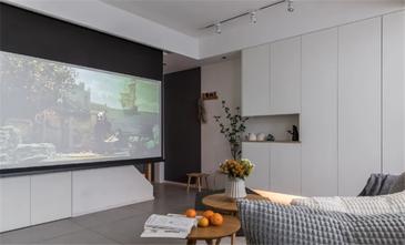 70平米复式日式风格客厅欣赏图