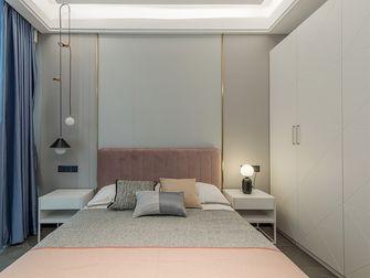 10-15万80平米现代简约风格卧室欣赏图