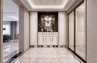 140平米三室两厅田园风格客厅图片大全