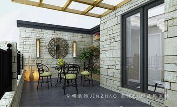 140平米复式新古典风格阳台装修图片大全