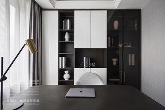 110平米欧式风格书房装修效果图