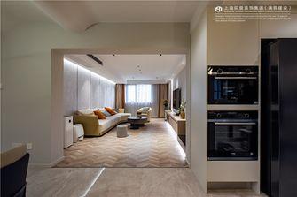 90平米三室一厅混搭风格玄关欣赏图