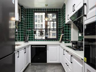 90平米四室两厅混搭风格厨房设计图
