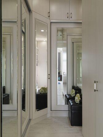 120平米三室一厅美式风格玄关装修案例