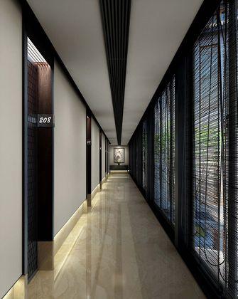 140平米新古典风格走廊图片大全