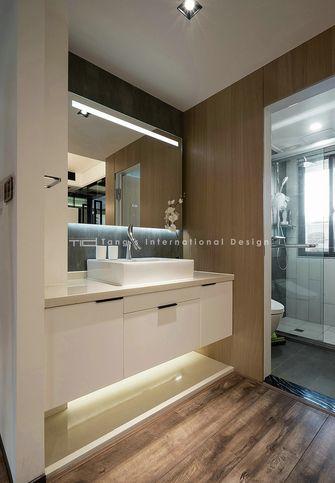 130平米四室两厅现代简约风格卫生间装修图片大全