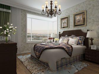 130平米三室两厅美式风格阳光房欣赏图