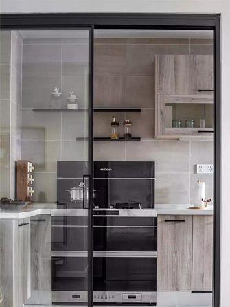 110平米三室一厅其他风格厨房欣赏图