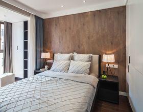 20萬以上90平米現代簡約風格臥室裝修案例