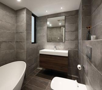90平米三室两厅欧式风格卫生间图