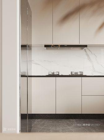 120平米四北欧风格厨房欣赏图