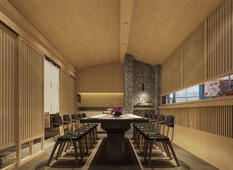 140平米日式风格餐厅欣赏图