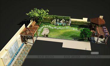120平米别墅欧式风格阳台效果图