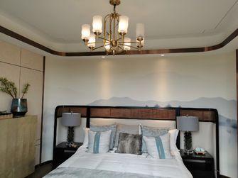 140平米四室一厅中式风格卧室装修案例