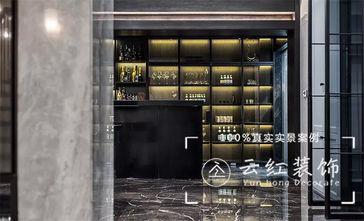 140平米复式现代简约风格储藏室设计图