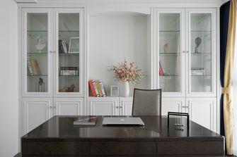 140平米四室四厅美式风格书房装修案例