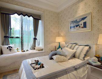 30平米以下超小户型地中海风格卧室装修案例