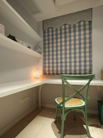 70平米一室两厅美式风格书房效果图