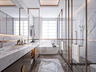 140平米四室三厅中式风格卫生间图片大全