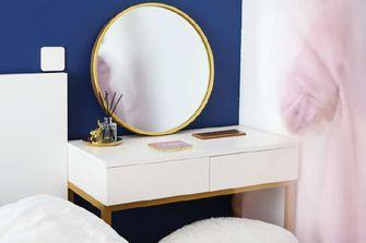 50平米公寓北欧风格梳妆台装修图片大全