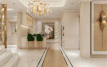 140平米复式欧式风格玄关装修案例