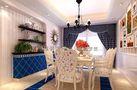四房地中海风格装修案例