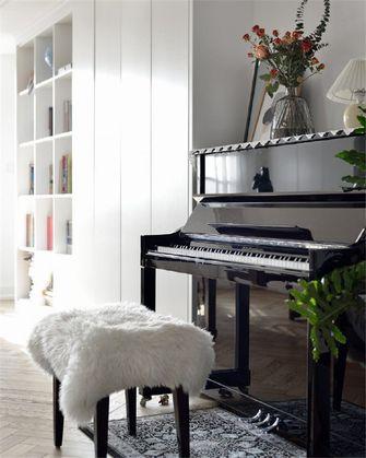 90平米三法式风格影音室装修案例